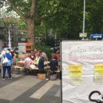 Ehrenfelder Miteinander am Hans-Ehrenberg-Platz in Bochum