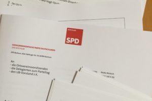 Anträge zum Parteitag der SPD Bochum am 13. Juni 2016