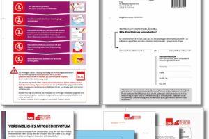 Aus dem SPD-Jahrbuch: Unterlagen zum Mitgliedervotum 2013 über den Koalitionsvertrag zwischen CDU/CSU und SPD.