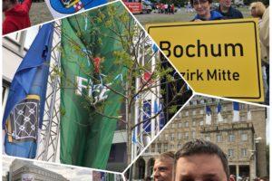 Beim #Maiabendfest 2018 - als Teil der Delegation des Stadtbezirkes Bochum-Mitte #BOmitte