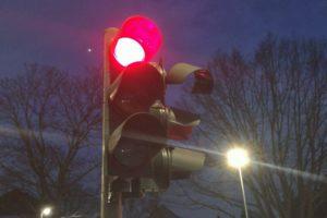 Defekte Ampel (Kreuzung: Drusenbergstraße / Hunscheidtstraße) #boEhrenfeld