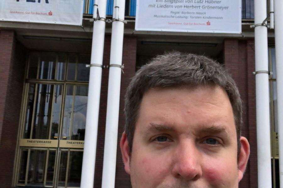 Schauspielhaus Bochum: Singspiel Bochum (und ich...)