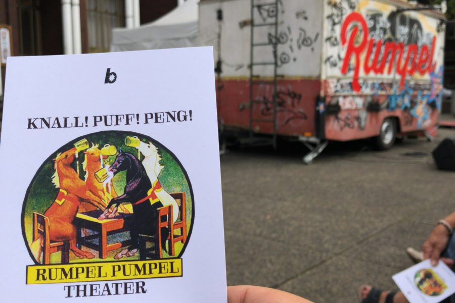 Rumpel Pumpel Theater: Knall! Puff! Peng!
