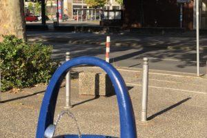 Trinkwasserbrunnen im Bochumer Ehrenfeld #boEhrenfeld am William-Shakespeare-Platz