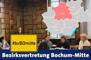 Bezirksvertretung Bochum-Mitte #bvBOmitte