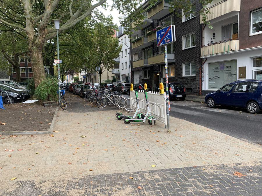 Fehlender Baum am Hans-Ehrenberg-Platz (Dibergstraße)