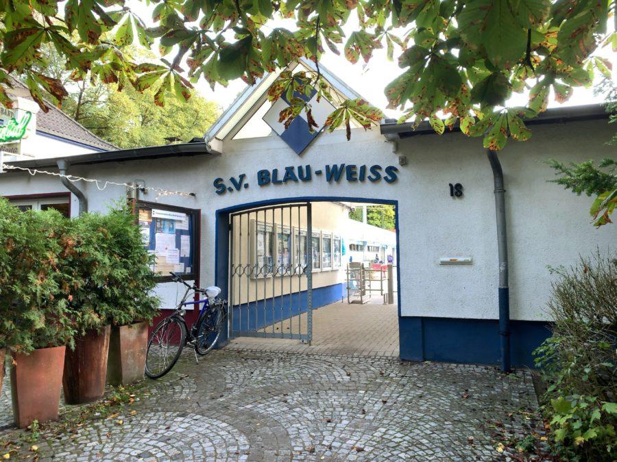 S.V. Blau-Weiß im Bochumer Wiesental