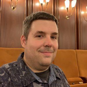Jens Matheuszik (im Schauspielhaus Bochum)