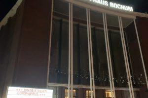 Schauspielhaus Bochum - aufgrund von Corona bis (derzeitiger Stand... ) 19.04.2020 geschlossen