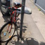 """Mülleimer an der Ehrenfeldstraße fehlt (oder ein """"vorher""""-Bild der #MängelmelderSafariBO)"""