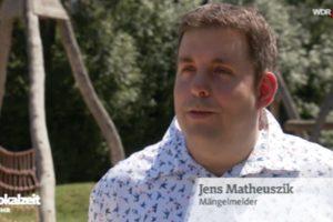 Jens Matheuszik (bei der WDR Lokalzeit Ruhr)