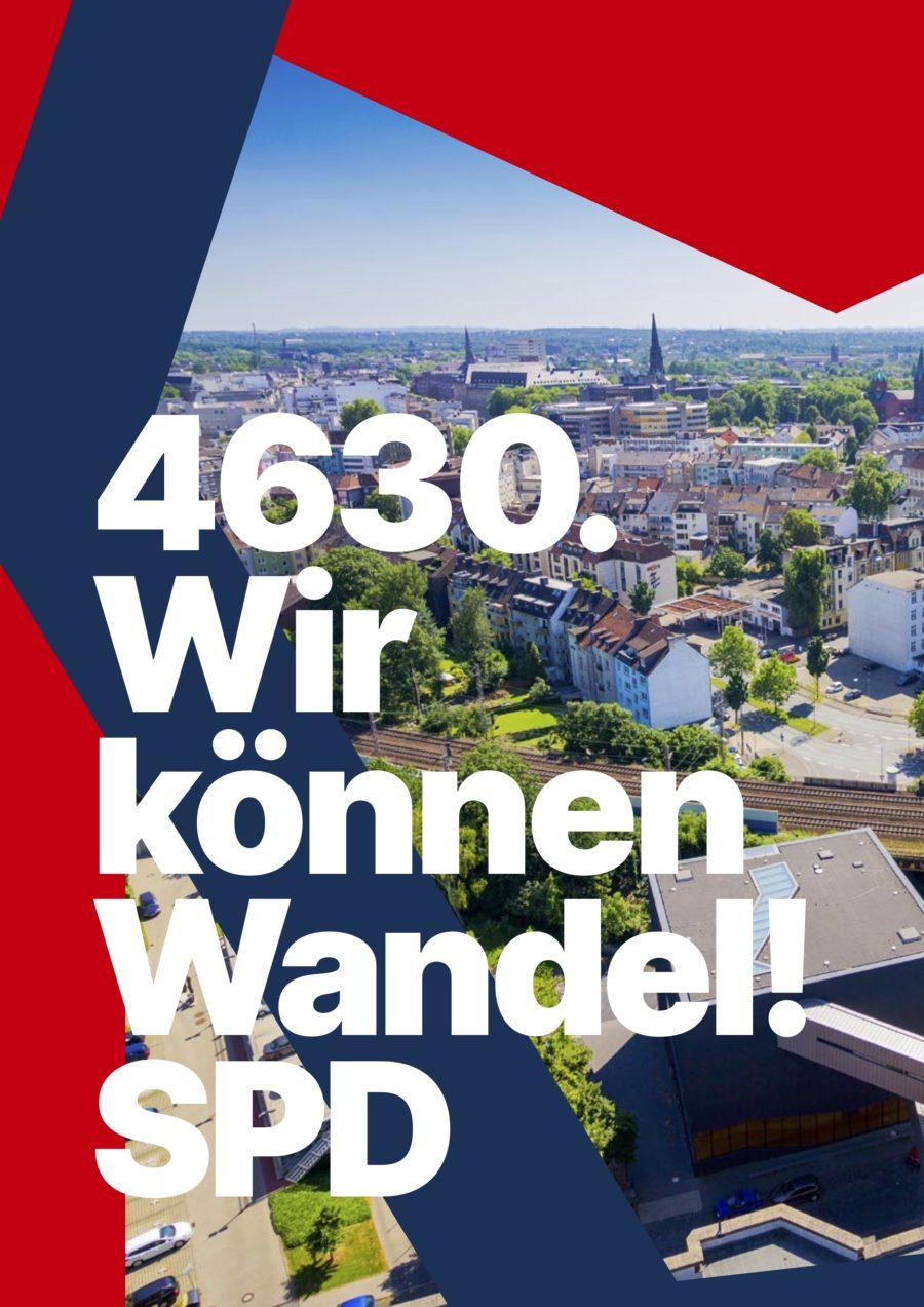 4630. Wir können Wandel! SPD