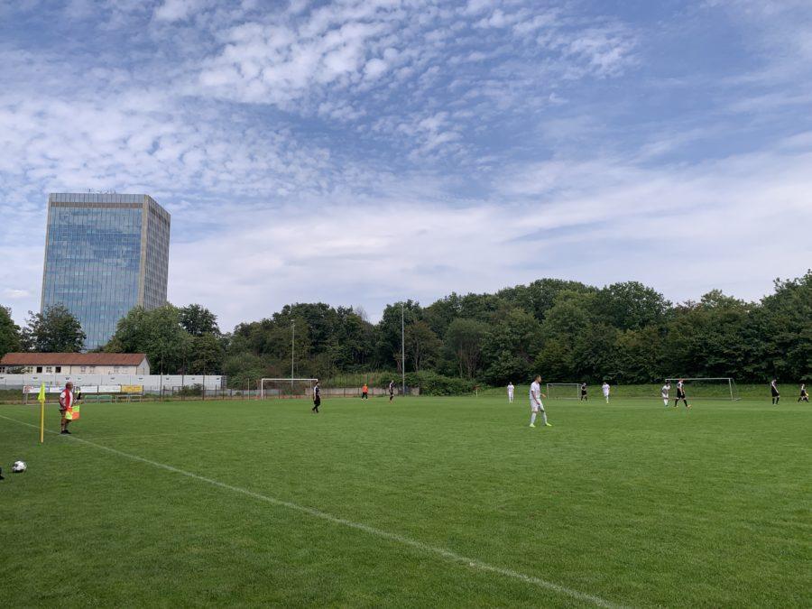 DJK Teutonia Ehrenfeld vs. SV Phoenix Bochum II
