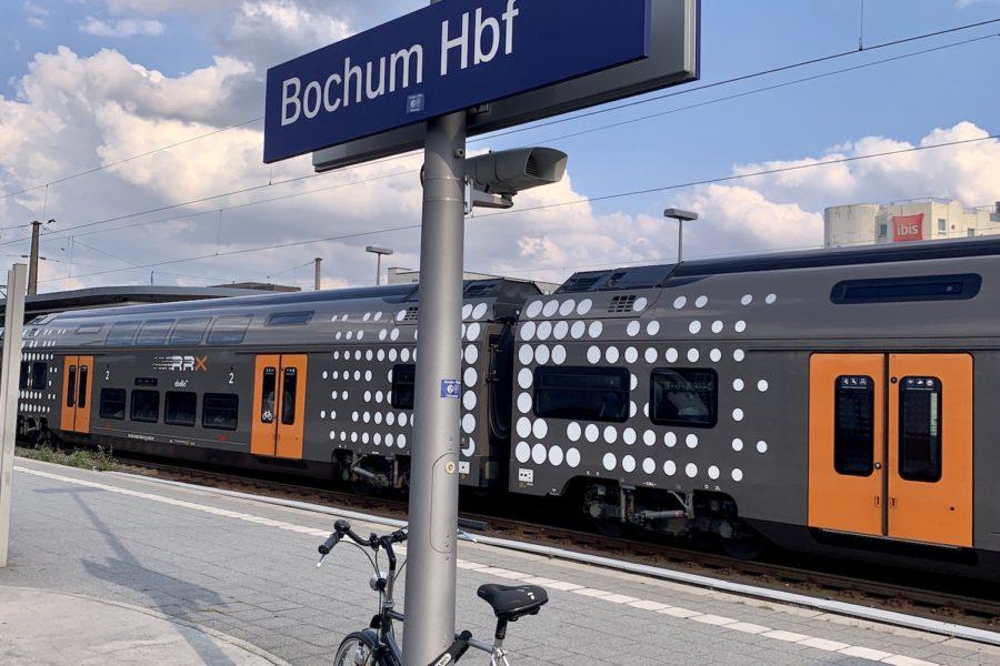 Rhein Ruhr Express (Hauptbahnhof Bochum)