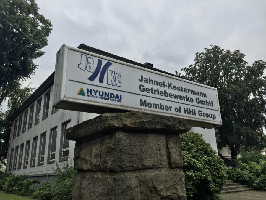 (ehemaliges) Jahnel-Kestermann-Gelände an der Hunscheidtstraße