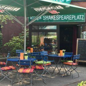 Biercafe (am Schauspielhaus): Eingangsbereich (Bild von 2016)