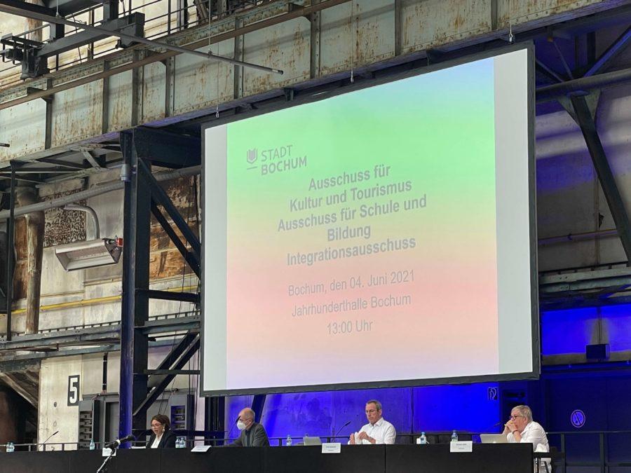 Gemeinsame Sitzung Ausschuss für Kultur und Tourismus, Ausschuss für Schule und Bildung und des Integrationsausschusses