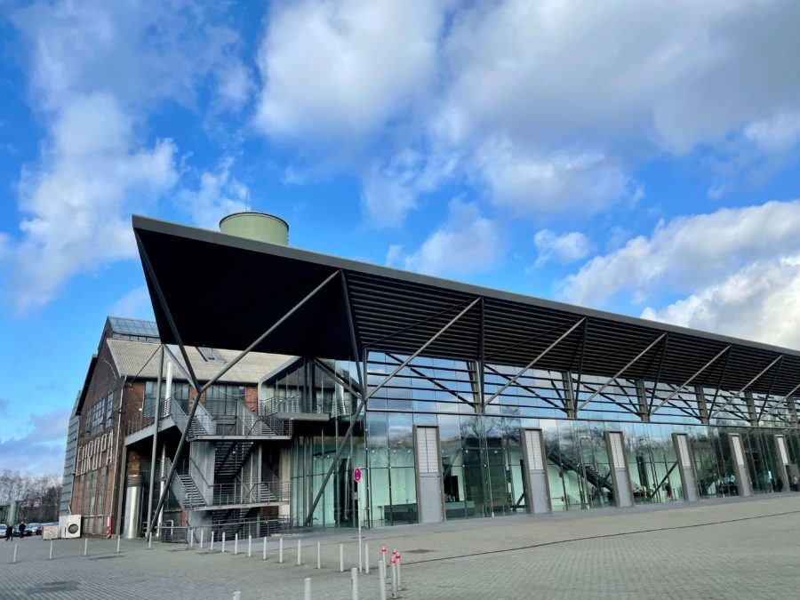 Jahrhunderthalle Bochum (04.02.2021)