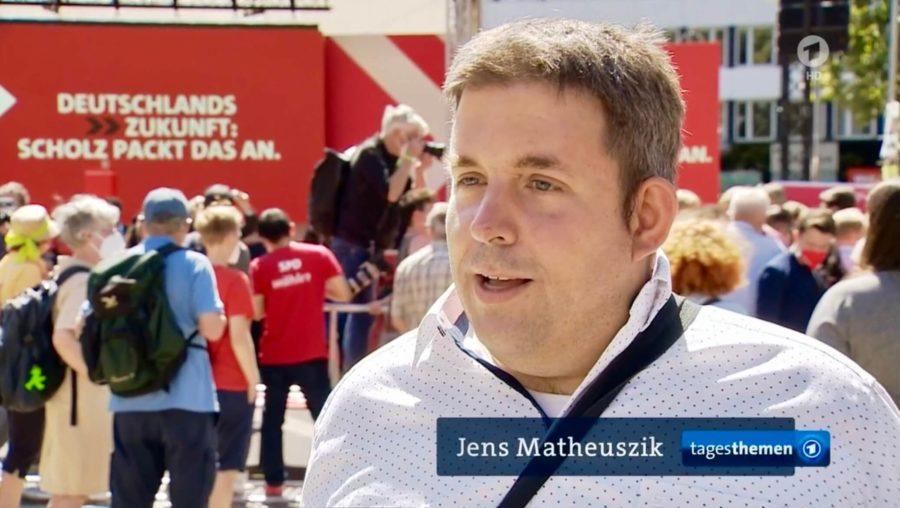 Jens Matheuszik (in den Tagesthemen vom 14.08.2021)