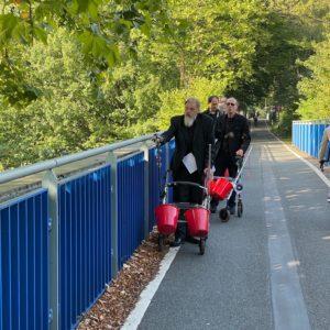 8. Langer Tag der Stadtnatur Bochum: Kunst auf der Springorumtrasse (Musik bei der bobiennale)