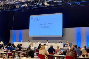 7. Sitzung des Rates der Stadt Bochum im RuhrCongress #ratBO