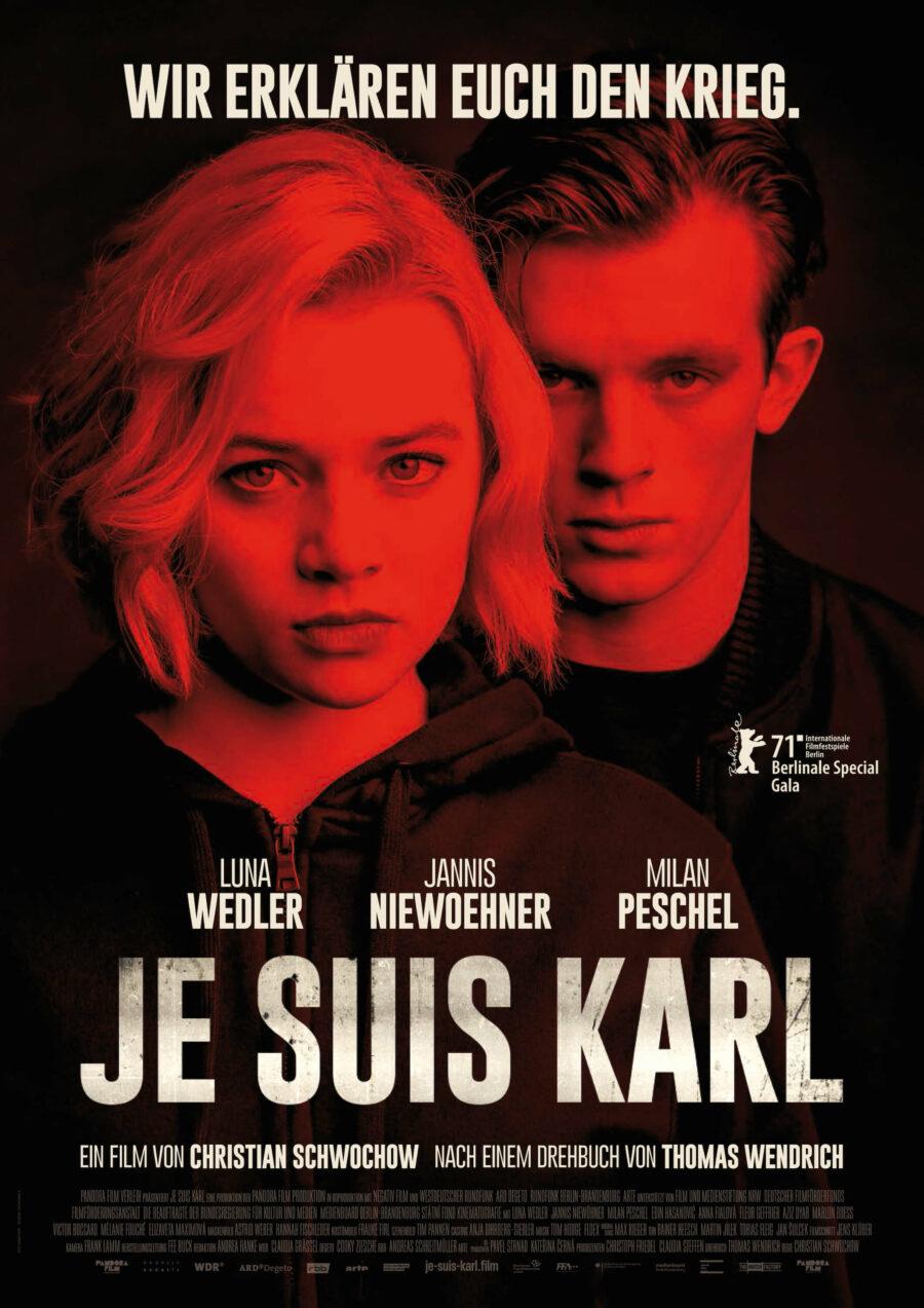 "Plakat ""Je Suis Karl"""