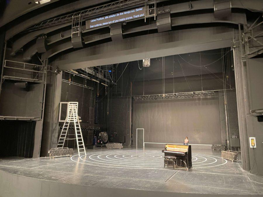 Schauspielhaus Bochum (Das neue Leben): Blick auf die Bühne